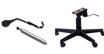 Herman Miller Chair Parts-Conversion Kit