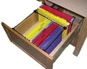 File Frame Kit for wood drawers