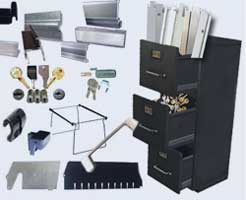 file cabinet replacement parts