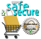 Safe and Secure Shopping Cart Oodlesofpartsplus.com