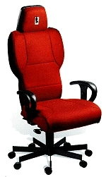 Heavyweight Hi-Back Office Chair